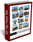 101 top travel tips cover page