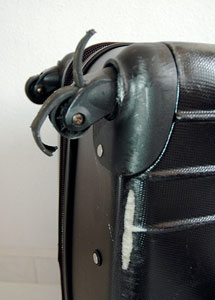 Suit Travel Bag With Wheels