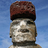 Moai statue Easter Island