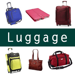 Shop travel luggage